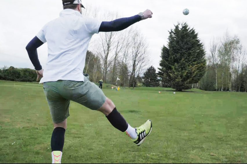 Plymouth Foot Golf