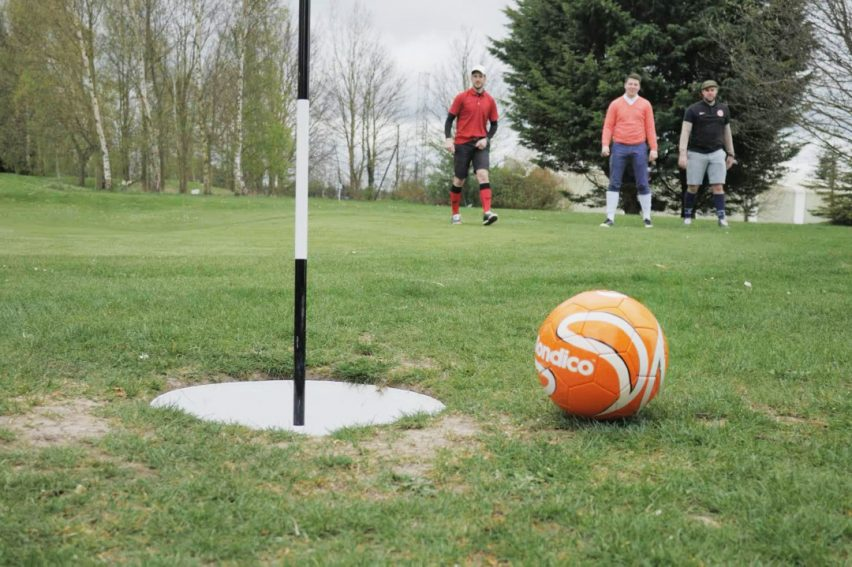 Foot Golf New Forest